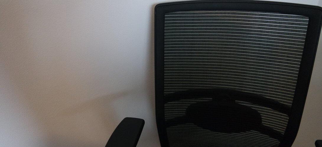 ideale thuiswerkplek bureaustoel